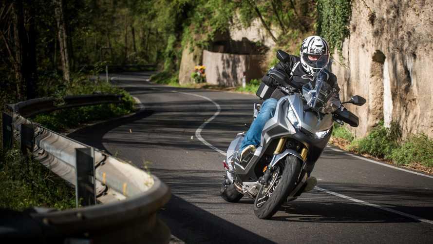 Essai Honda X-ADV - Crossover stylé sur deux roues