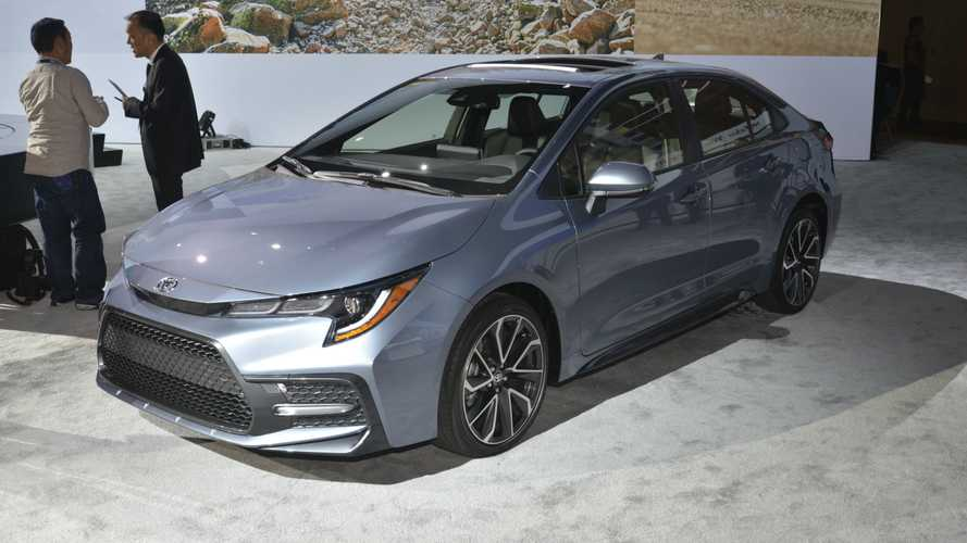 2020 Toyota Corolla: Live From The LA Auto Show
