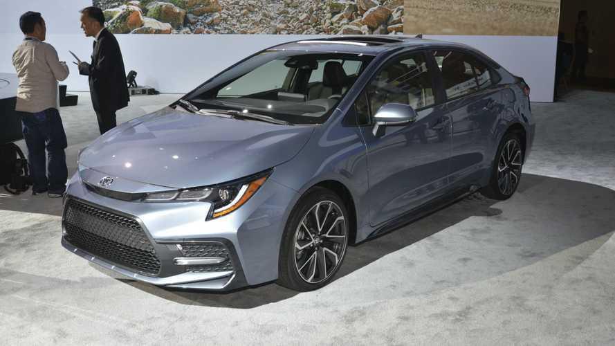 2020 Los Angeles Auto Show.Los Angeles Auto Show Coverage Livestreams Photos