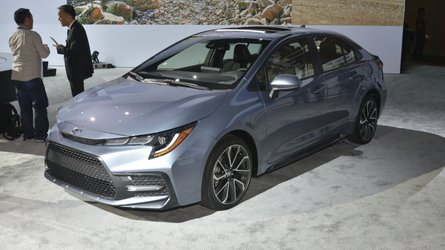 2020 Toyota Corolla: Live From The LA Auto Show