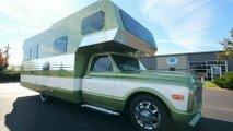 Chevy C30 ReRun Camper