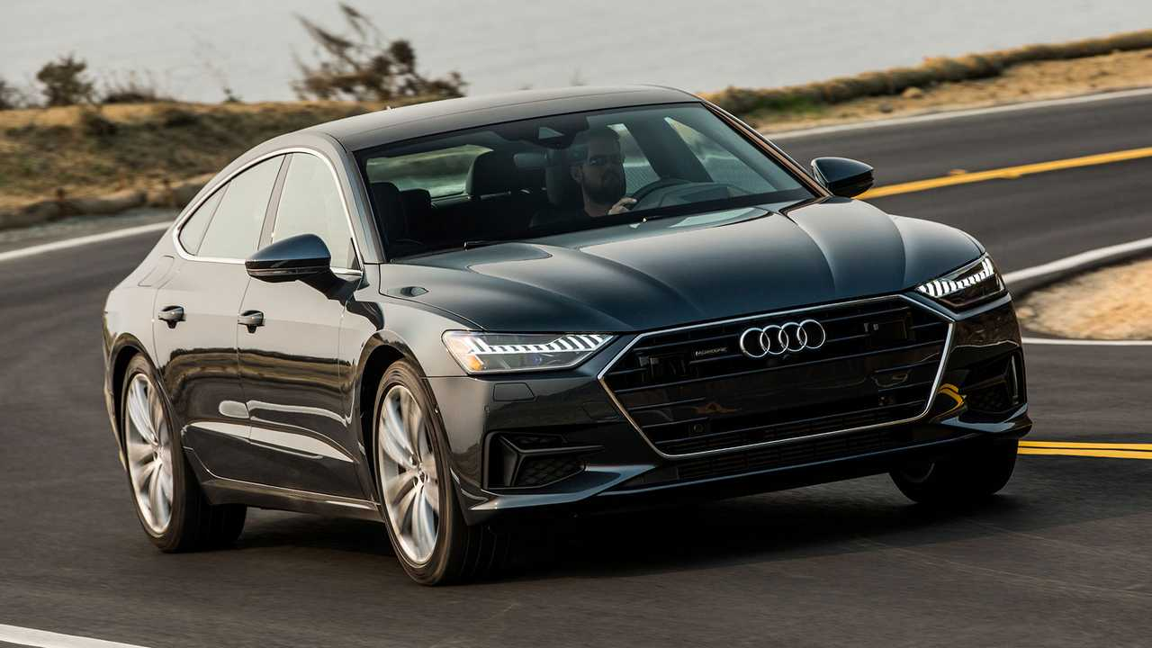 2019 Audi A7 First Drive: Party In The Back