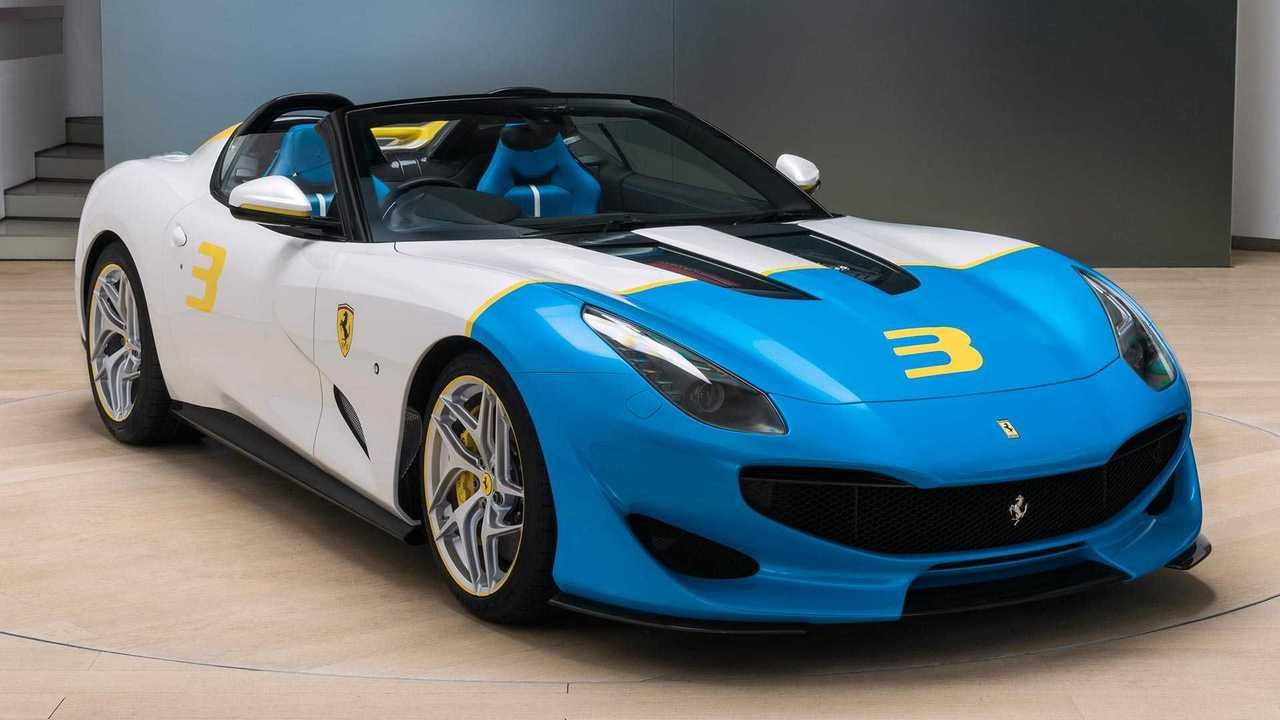 Ferrari SP3JC F12 TdF