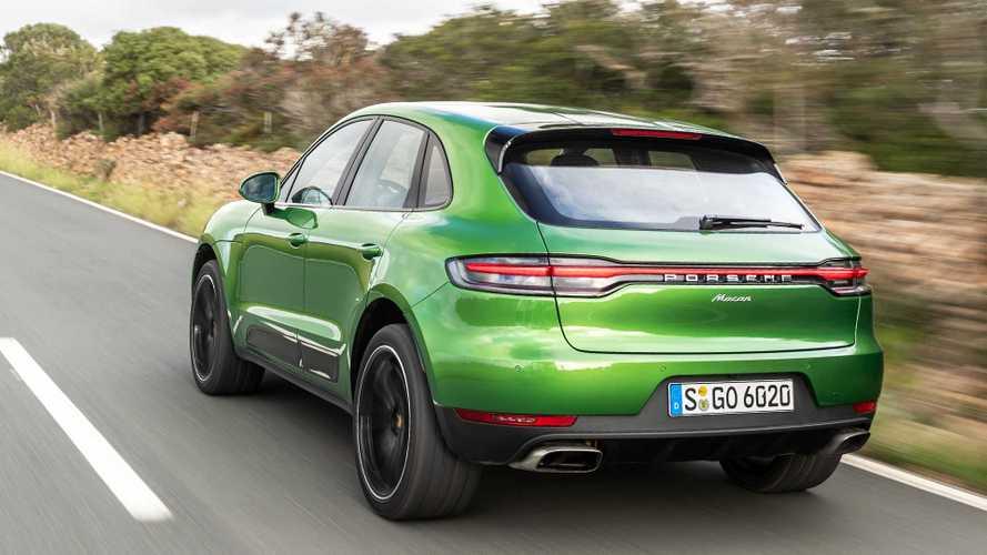Porsche Macan: Die Neuauflage wird elektrisch