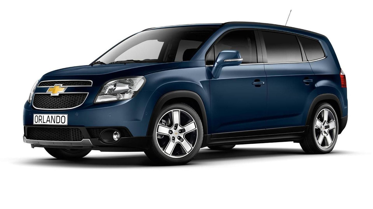 Kelebihan Chevrolet Orlando 2014 Perbandingan Harga