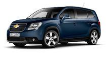 2014 Chevrolet Orlando 07.8.2013