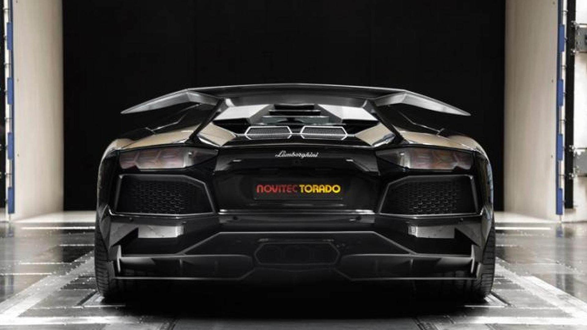 Novitec Tunes The Lamborghini Aventador Lp700 4 To 969 Hp Video