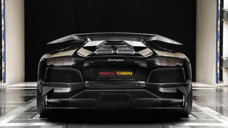 Novitec tunes the Lamborghini Aventador LP700-4 to 969 HP [video]