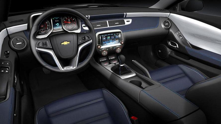 2014 Chevrolet Camaro Spring Edition to debut at SEMA