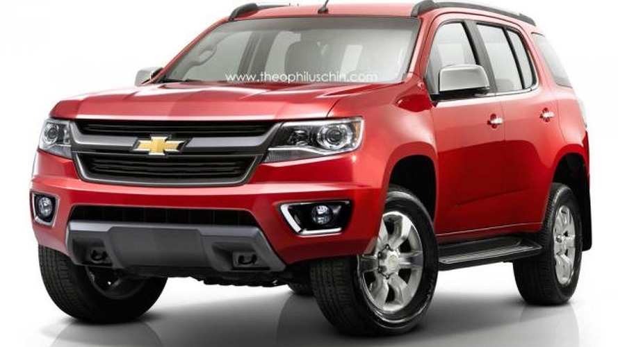 Chevrolet Trailblazer Gets Rendered In Us Guise