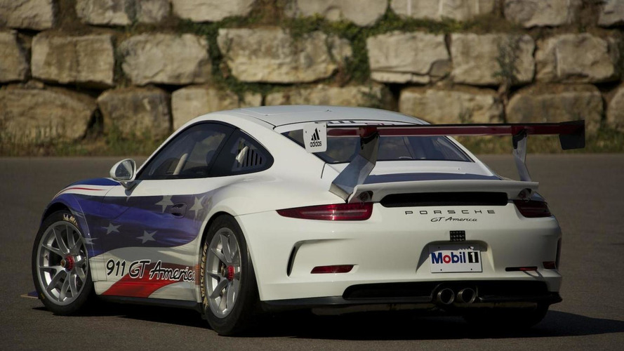 2014 Porsche 911 GT America unveiled