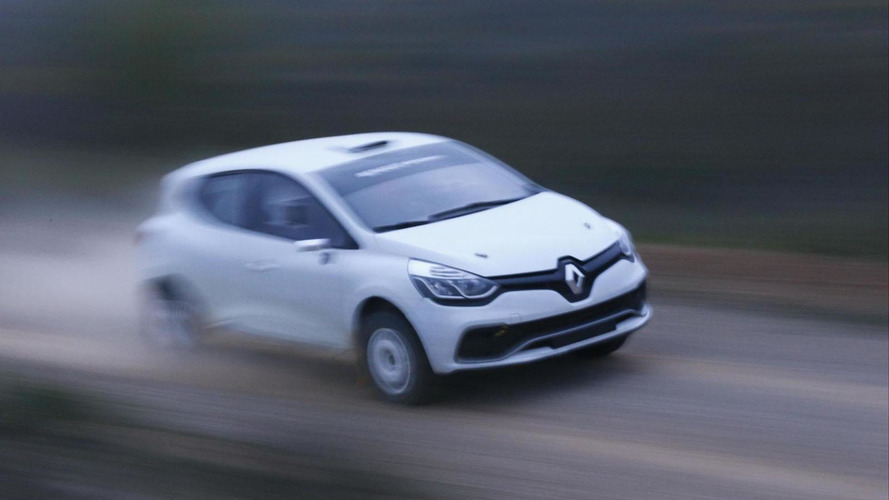 Renault Clio Renaultsport R3T rally car revealed, has a turbocharged 1.6-liter engine