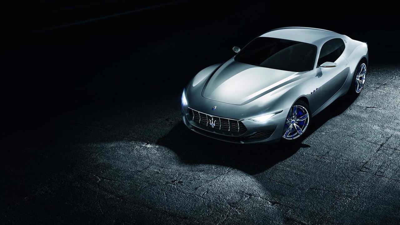 Maserati Alfieri 2+2 konsepti