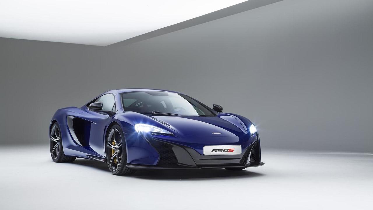 6. McLaren 650S - 1:17.9