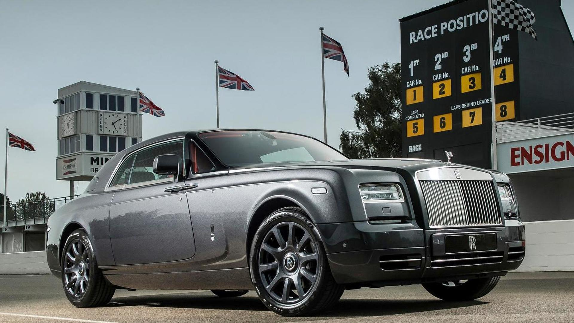 Rolls Royce Phantom Bespoke Chicane Coupe Introduced