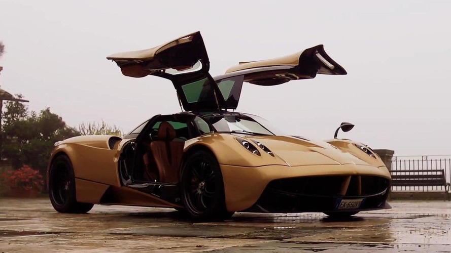 Facebook founder Mark Zuckerberg reportedly buying Pagani Huayra