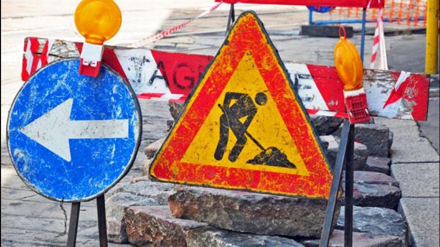 Anas: 23 i cantieri avviati nel 2012 per un valore di quasi 1,8 miliardi di euro