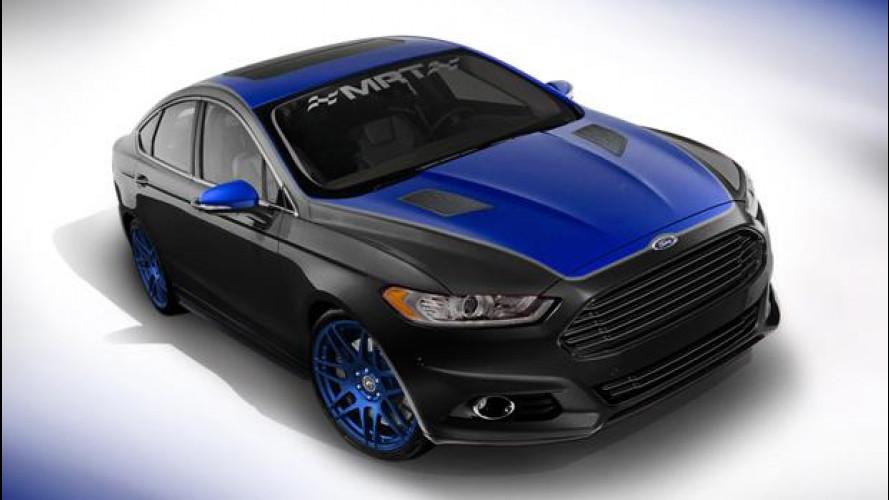 Ford: un poker di Fusion per il SEMA