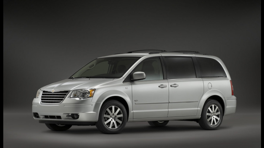 "Chrysler Grand Voyager ""25th Anniversary Edition"""