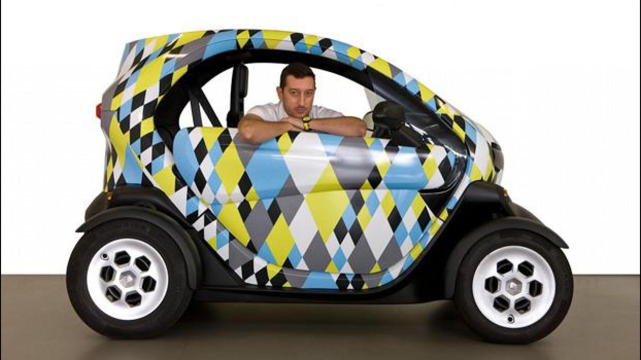 [Copertina] - La Renault Twizy rende omaggio a Pablo Picasso