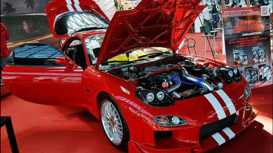 My Special Car Show 2014 a Rimini Fiera