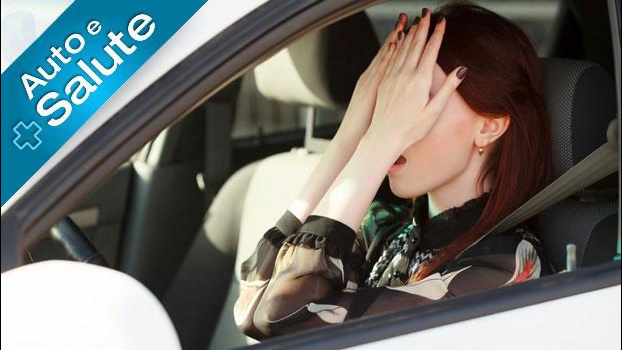 [Copertina] - Stress alla guida: come insorge e come si evita