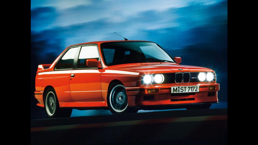 La storia della BMW M3