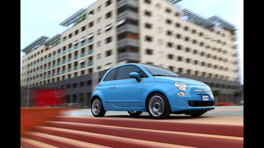"La Fiat 500 è ancora ""City Car of the Year"" in UK"