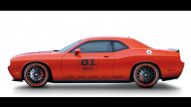 Dodge Challenger Project Car by Eibach