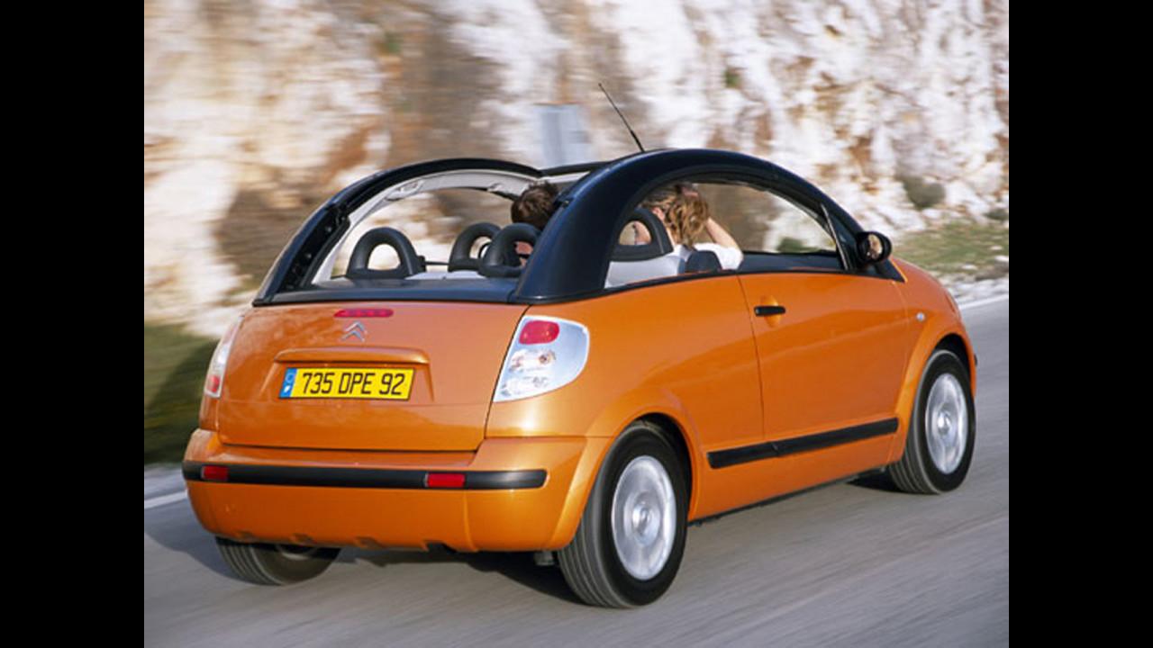 Renault Wind e le altre piccole cabriolet