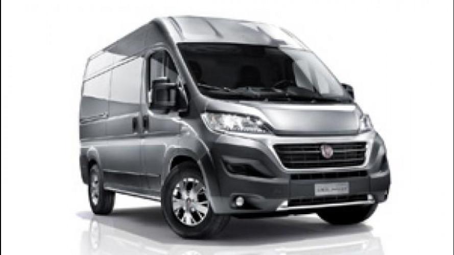 Nuovo Ducato, Fiat lancia il furgone globale