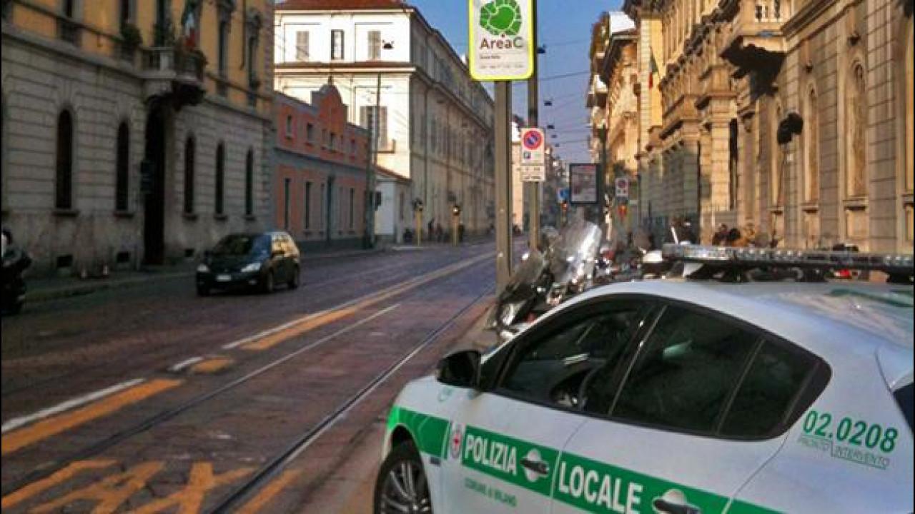 [Copertina] - Area C rimane attiva: il TAR respinge la richiesta di sospensiva di Mediolanum Parking