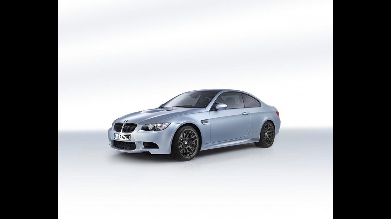 BMW M3 Competition Edition Frozen Silver