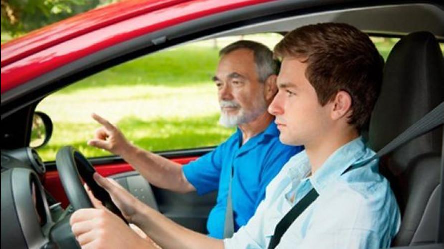 Patente: dal 19 al 29 gennaio 2013 esami di guida bloccati