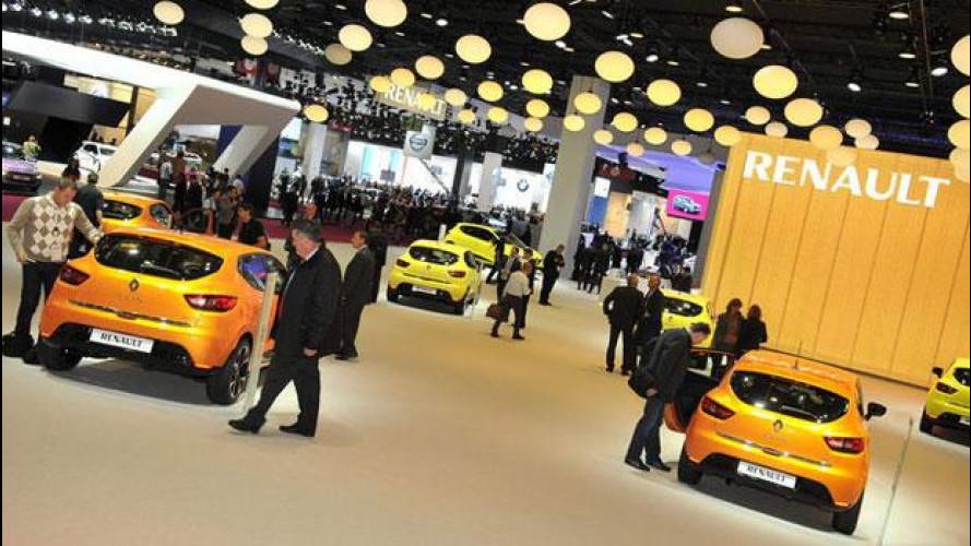 Salone di Parigi: il Gruppo Renault punta su Clio e Sandero