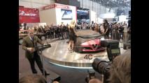Alfa Romeo 4C al Salone di Ginevra 2011