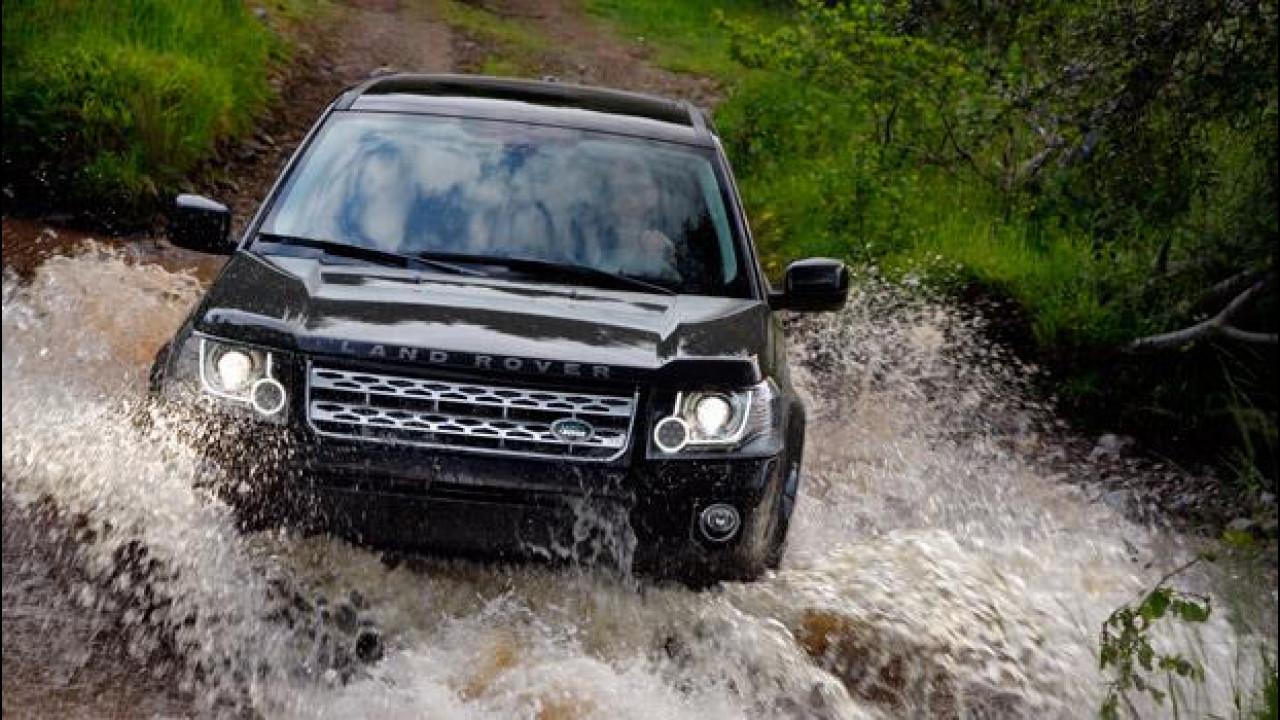 [Copertina] - Land Rover Freelander 2 MY2013: la trazione anteriore alla prova
