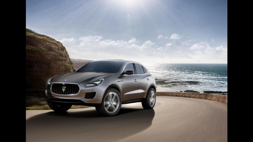 Marchionne: fra due anni due nuove berline Maserati