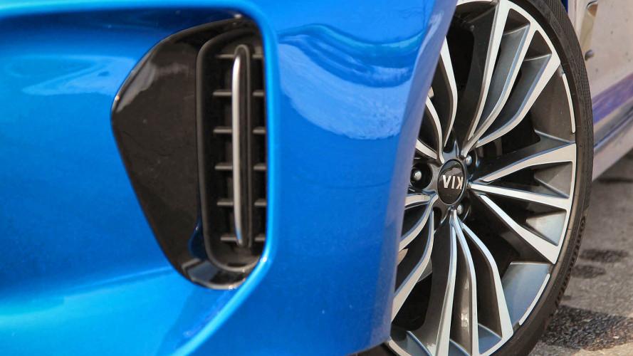 Kia Stinger mit 200-PS-Diesel im Test