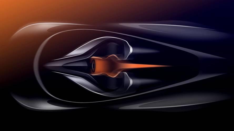 1000 beygirlik McLaren Speedtail, 26 Ekim'de tanıtılacak