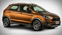 Ford Ka Freestyle