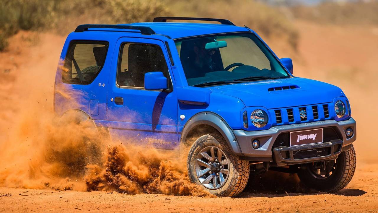Suzuki Jimny 4All - R$ 68.890