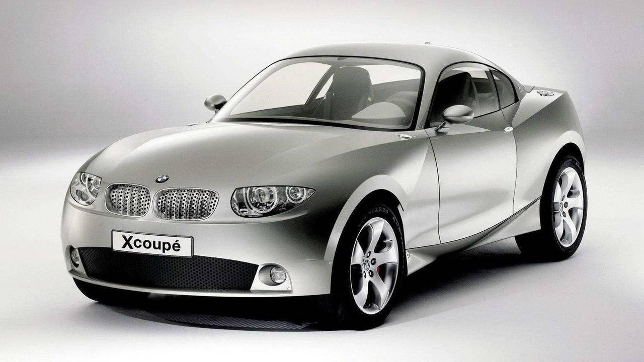 2001 BMW X-Coupe concept