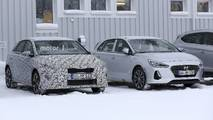 2019 Kia cee'd spy photo