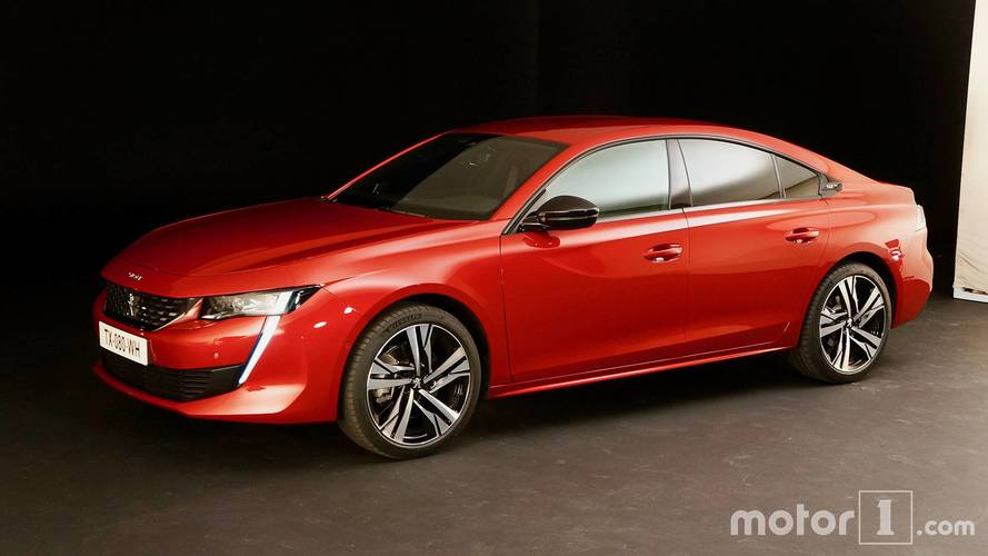 more powerful peugeot 508 to have 270 hp from 308 gti 39 s engine. Black Bedroom Furniture Sets. Home Design Ideas