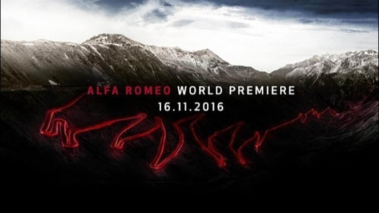 [Copertina] - Alfa Romeo Stelvio, il nome è ufficiale
