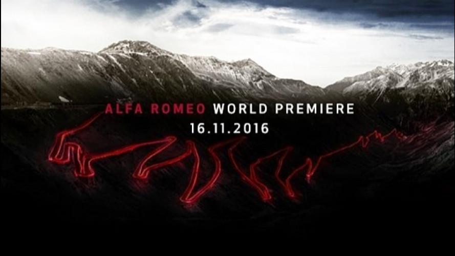 Alfa Romeo Stelvio, il nome è ufficiale