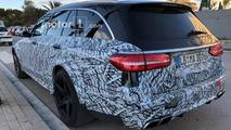 Mercedes-AMG E63 wagon spy photo