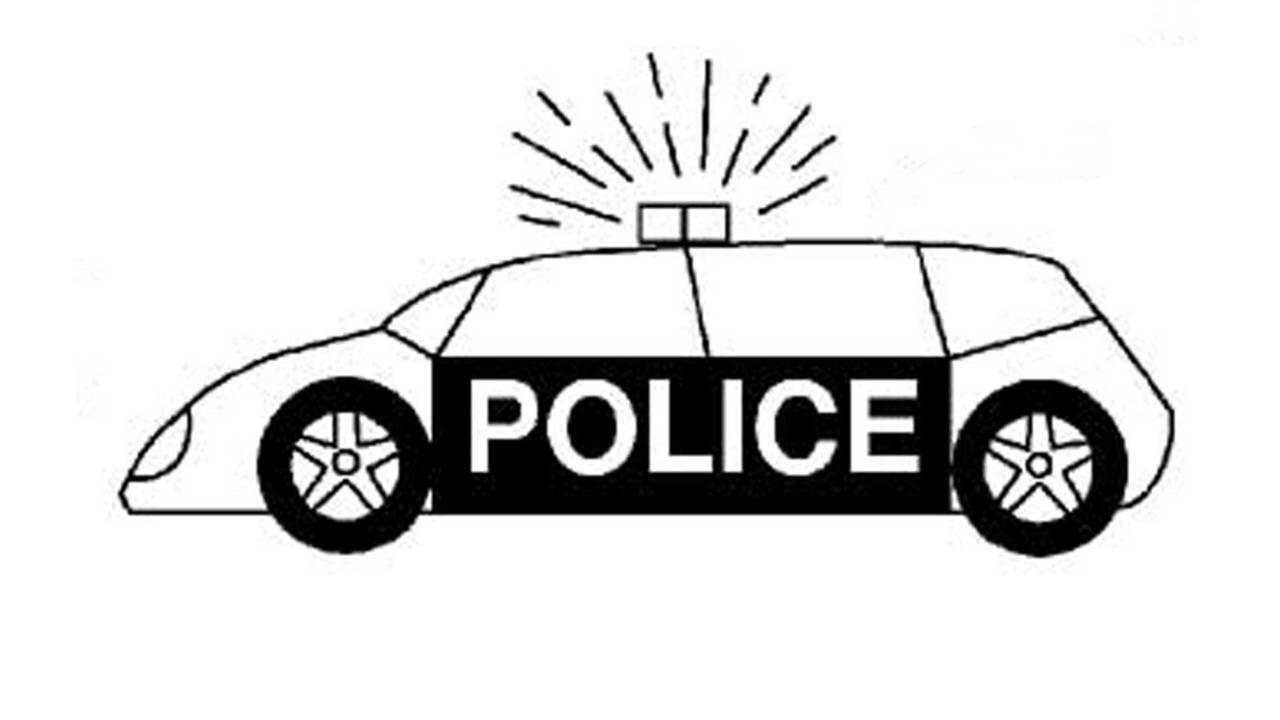 Carro de polícia autônomo da Ford