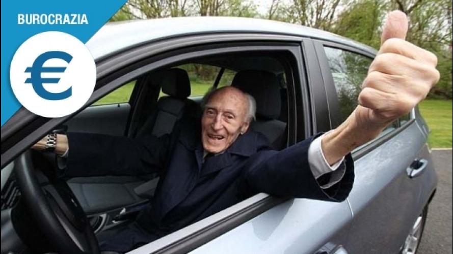 Patente auto, tutto sui limiti di età